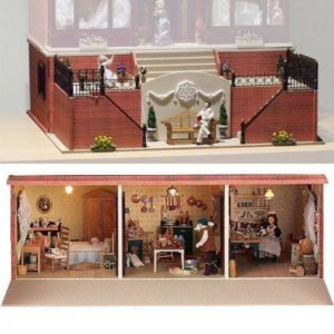 Doll house Basements